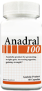 Anadral 100 - Gain muscle mass